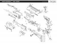 KWA / KSC - Diagram Gun Diagrams Schematics G on